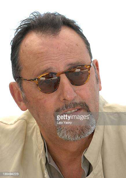 Jean Reno during 2007 Cannes Film Festival 'Cash' Photocall at Palais des Festival in Cannes France