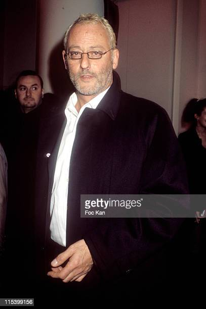 Jean Reno during 'Purple Rivers 2' Paris Premiere at Gaumont Marignan in Paris France