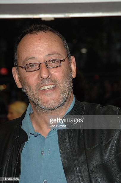 Jean Reno during 'Revolver' London Premiere Inside Arrivals at Odeon Leicester Square in London Great Britain