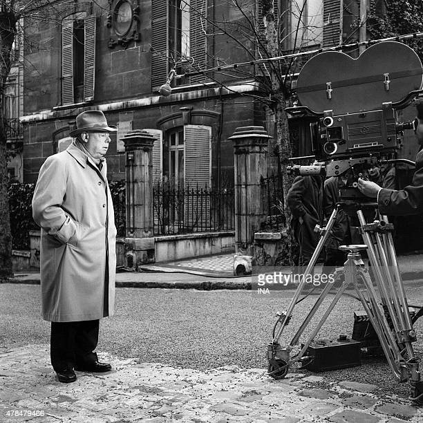 Jean Renoir interviewed for the program ''Our friend Becker''