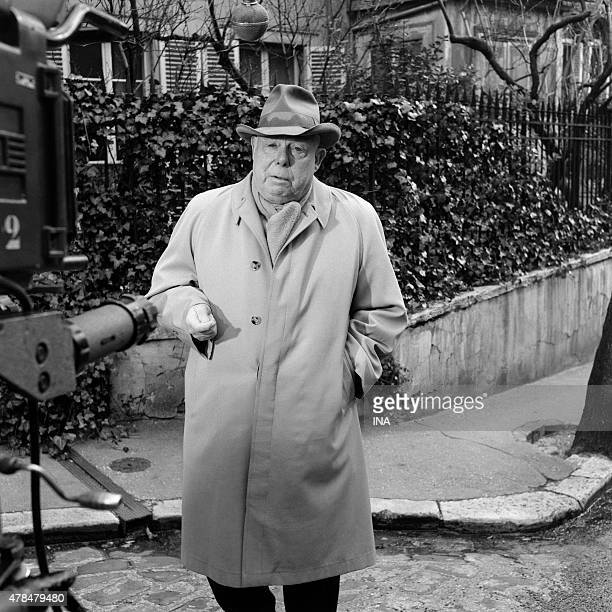 Jean Renoir on the shooting of the program ''Our friend Jacques Becker''