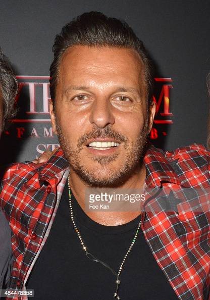 Jean Roch Pedri attends the VIP Room Party At VIP Room In Saint Tropez on August 18 2015 in SaintTropez France