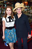 Jean Shafiroff and Ann Rapp attend Bastille Day Party Hosted by Jean Shafiroff at Le Cirque on July 14 2016 in New York City