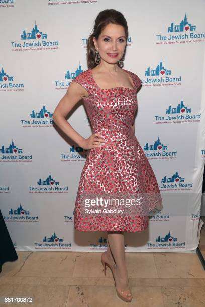Jean Shafiroff attends Annual Gala of The Jewish Board at The Plaza Hotel on May 10 2017 in New York City