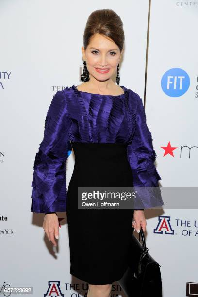 Jean Shafiroff attends Fashion Institute Of Technology 2017 Gala at Marriott Marquis on March 22 2017 in New York City