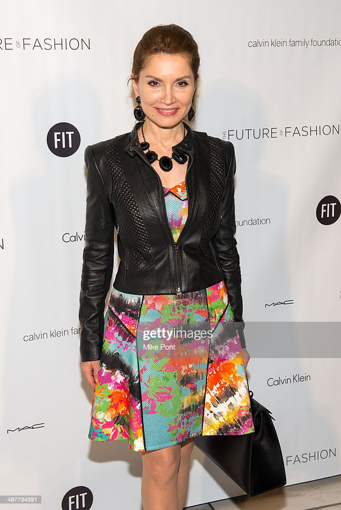 Jean Shafiroff attends FIT's The Future Of Fashion Runway Show at The Fashion Institute of Technology on May 1, 2014 in New York City.