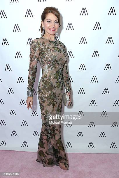 Jean Shafiroff attends Jean Shafiroff and Morphew host Fashion Event at Holiday House to benefit the Breast Cancer Research Foundation at Holiday...