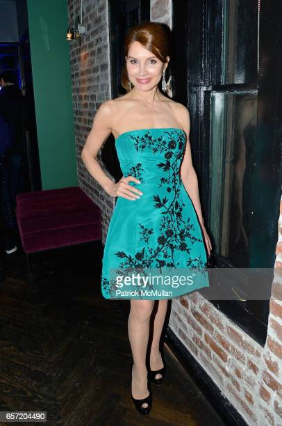 Jean Shafiroff attends Jean Shafiroff hosts Surprise Party for Patrick McMullan at 49 West 20th Street on March 17 2017 in New York City