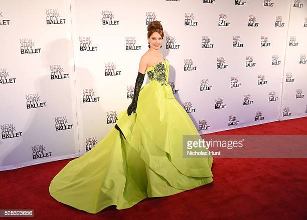 Jean Shafiroff attends New York City Ballet's Spring Gala at David H Koch Theater at Lincoln Center on May 4 2016 in New York City Photo by Nicholas...