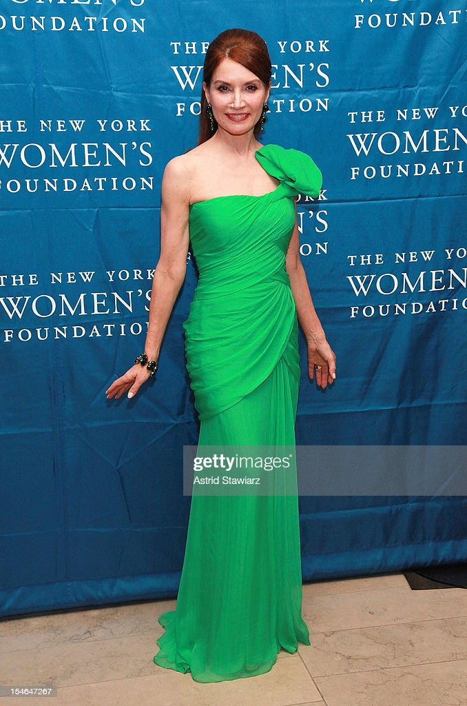 Jean Shafiroff attends New York Women's Foundation 25th Anniversary Celebration at Alice Tully Hall on October 23, 2012 in New York City.