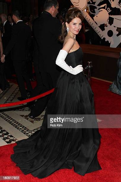 Jean Shafiroff attends New Yorkers For Children Presents 14th Annual Fall Gala benefiting youth in foster care at Cipriani 42nd Street on September...