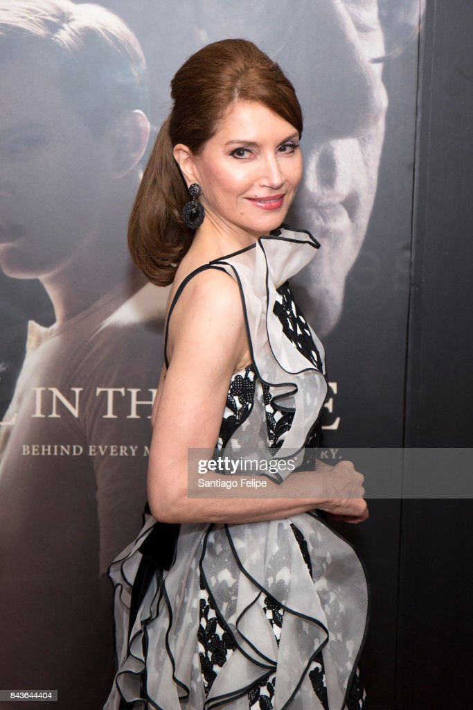 Jean Shafiroff attends 'Rebel In The Rye' New York Premiere at Metrograph on September 6, 2017 in New York City.