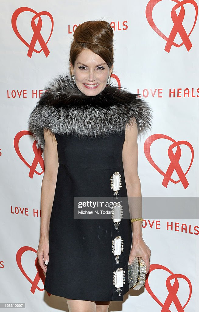 Jean Shafiroff attends the 2013 Gala By Love Heals at The Four Seasons Restaurant on March 7, 2013 in New York City.