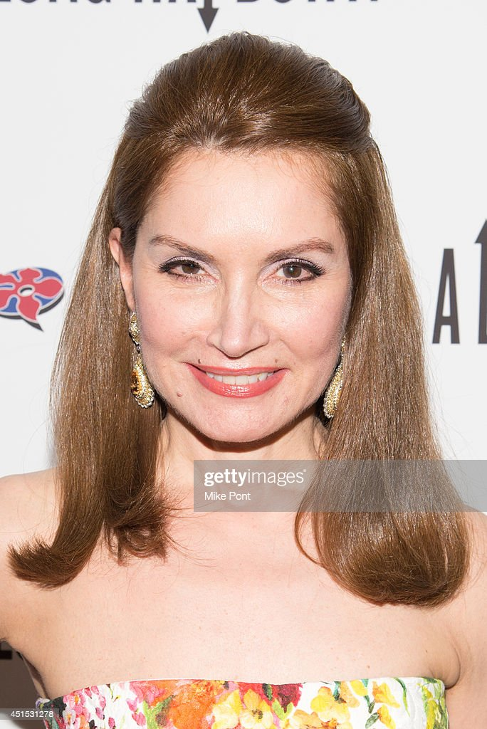 Jean Shafiroff attends the 'A Long Way Down' New York premiere at City Cinemas 123 on June 30, 2014 in New York City.