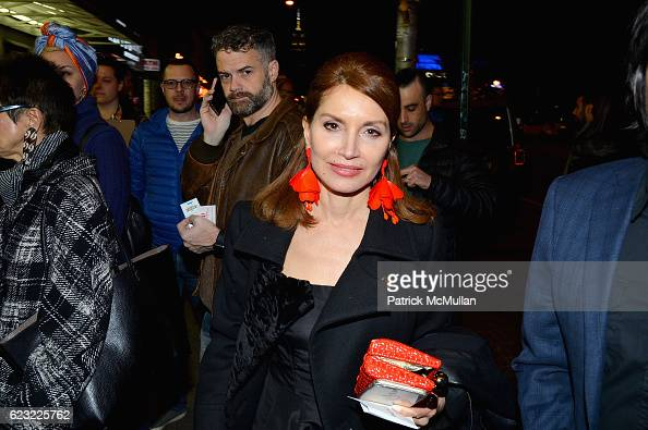 Jean Shafiroff attends the DOC NYC Premiere 'The Incomparable Rose Hartman' at IFC Center on November 13 2016 in New York City