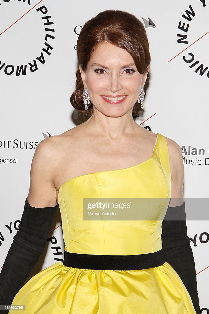 Jean Shafiroff attends the New York Philharmonic 172nd Season Opening Night Gala at Avery Fisher Hall, Lincoln Center on September 25, 2013 in New York City.