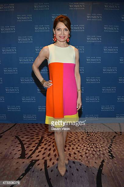 Jean Shafiroff attends The New York Women's Foundation Celebrating Women Breakfast at Marriott Marquis Hotel on May 14 2015 in New York City