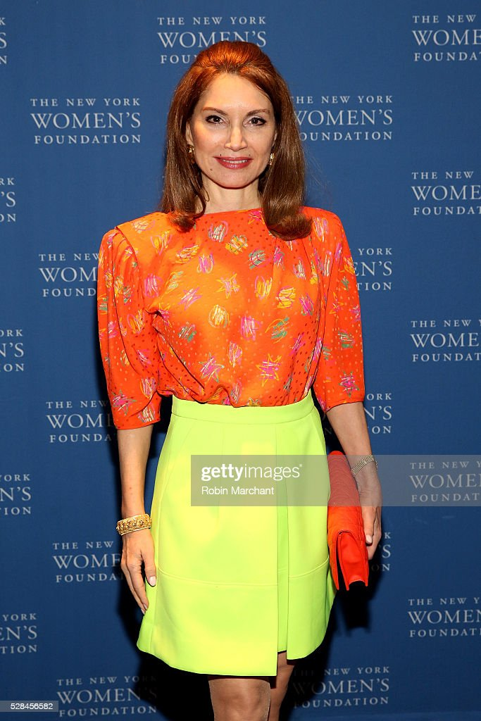 Jean Shafiroff attends The New York Women's Foundation's 2016 celebration womens breakfast on May 5, 2016 in New York City.