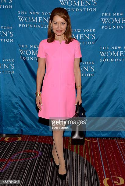 Jean Shafiroff attends The New York Womens Foundations 27th Annual Celebrating Women Breakfast at the Marriott Marquis on Thursday May 8 2014