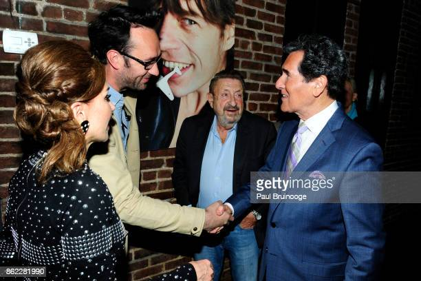 Jean Shafiroff Oli Coleman and Ernie Anastos attend NY LIFESTYLES Magazine celebrates Cover Girl Jean Shafiroff and her work supporting the Next...