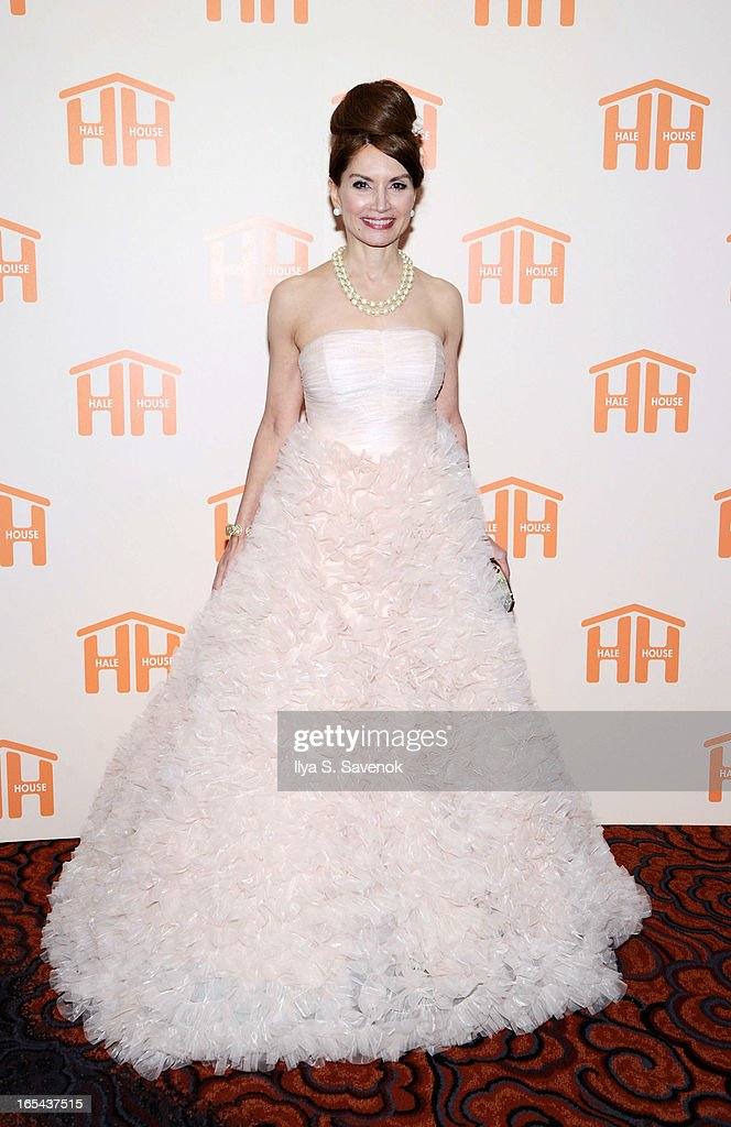 Jean Shariroff attends The 2013 Hale House Spring Gala at Mandarin Oriental Hotel on April 3, 2013 in New York City.