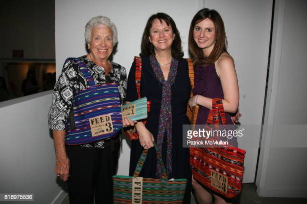 Jean Stratford Emily BurnsHigley and Laura Higley attend LORD TAYLOR Mother/Daughter Tea for FEED with LAUREN BUSH and ELLEN GUSTAFSON at Lord Taylor...