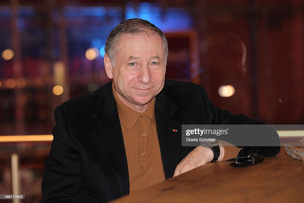 <a gi-track='captionPersonalityLinkClicked' href=/galleries/search?phrase=Jean+Todt&family=editorial&specificpeople=206323 ng-click='$event.stopPropagation()'>Jean Todt</a> attends the AUDI Lounge at the Marlene Dietrich Platz during day 4 of the Berlinale International Film Festival on on February 9, 2014 in Berlin, Germany.