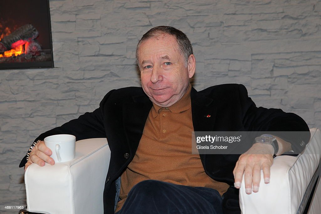 Jean Todt attends the AUDI Lounge at the Marlene Dietrich Platz during day 4 of the Berlinale International Film Festival on on February 9, 2014 in Berlin, Germany.