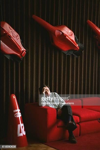 Jean Todt Ferrari Sports Director