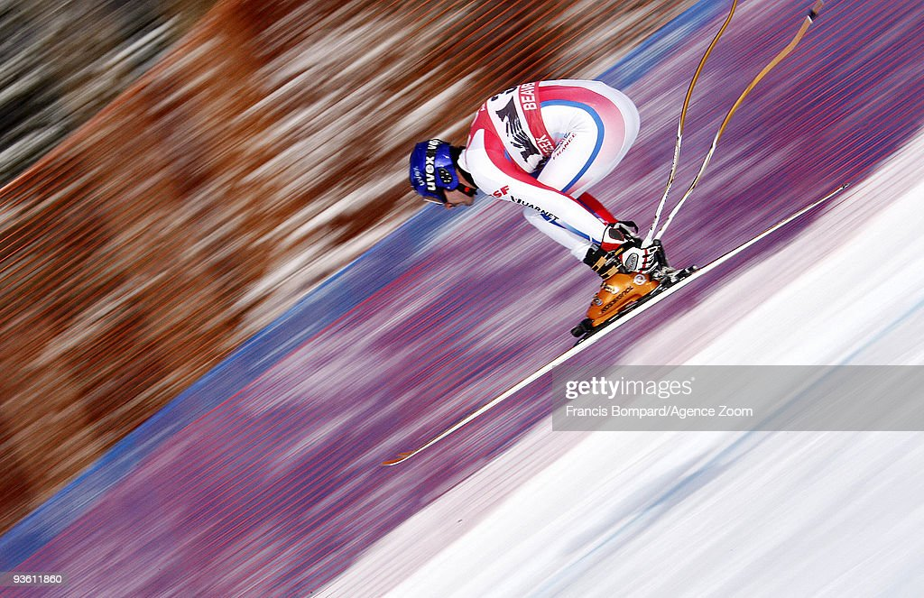 <a gi-track='captionPersonalityLinkClicked' href=/galleries/search?phrase=Jean-Baptiste+Grange&family=editorial&specificpeople=807801 ng-click='$event.stopPropagation()'>Jean-Baptiste Grange</a> of France participates in the Audi FIS Alpine Ski World Cup Men's Downhill training on December 2, 2009 in Beaver Creek, Colorado.