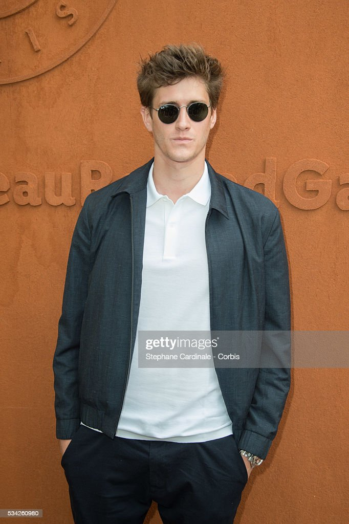 <a gi-track='captionPersonalityLinkClicked' href=/galleries/search?phrase=Jean-Baptiste+Maunier&family=editorial&specificpeople=2443448 ng-click='$event.stopPropagation()'>Jean-Baptiste Maunier</a> attends day four of the 2016 French Open at Roland Garros on May 25, 2016 in Paris, France.