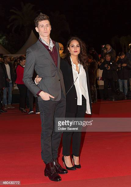 JeanBaptiste Maunier attends the 16th NRJ Music Awards at Palais des Festivals on December 13 2014 in Cannes France