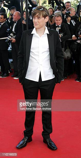 JeanBaptiste Maunier during 2005 Cannes Film Festival 'Star Wars Episode III Revenge of the Sith' Premiere in Cannes France