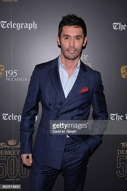 JeanBernard Fernandez Versini attends Debrett's 500 Gala at BAFTA sponsored by BMW and Hugo Boss on January 23 2017 in London England