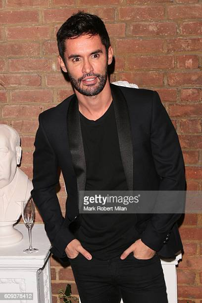 JeanBernard FernandezVersini attending the Burberry / Dazed and Confused party on Day 5 of London Fashion Week Spring/Summer 2017 on September 20...