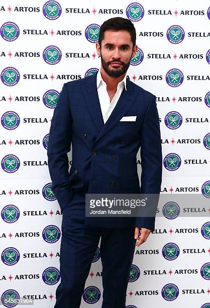 JeanBernard FernandezVersini attends The Championships Wimbledon with Stella Artois who have launched immersive theatre experience #TheTimePortal as...