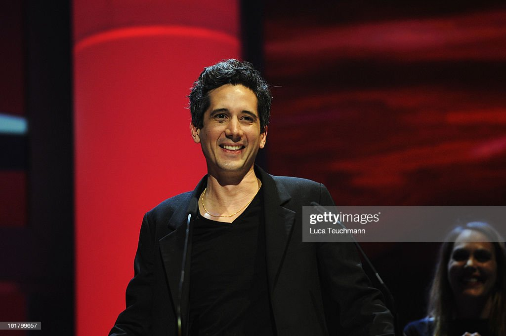 Jean-Bernard Marlin attends the Closing Ceremony during the 63rd Berlinale International Film Festival at Berlinale Palast on February 14, 2013 in Berlin, Germany.
