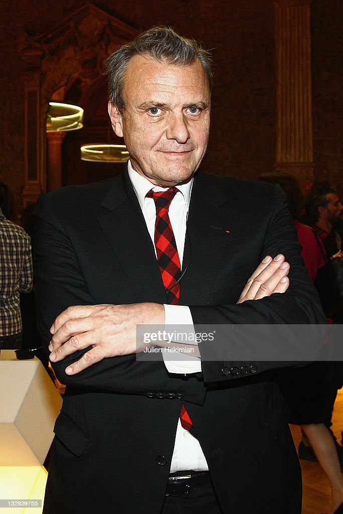 39 la vache qui rit 39 90th anniversary party getty images - Jean charles de castelbajac ...