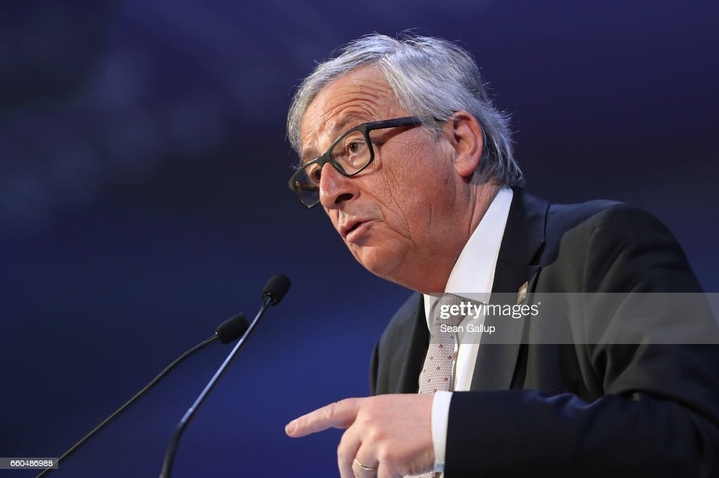 European Leaders Attend EPP Congress
