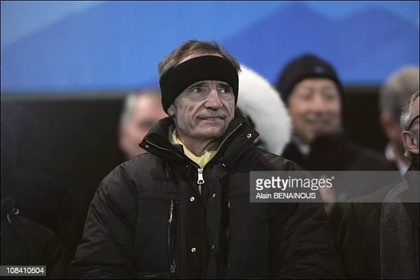 JeanClaude Killy in Torino Italy on February 10 2006