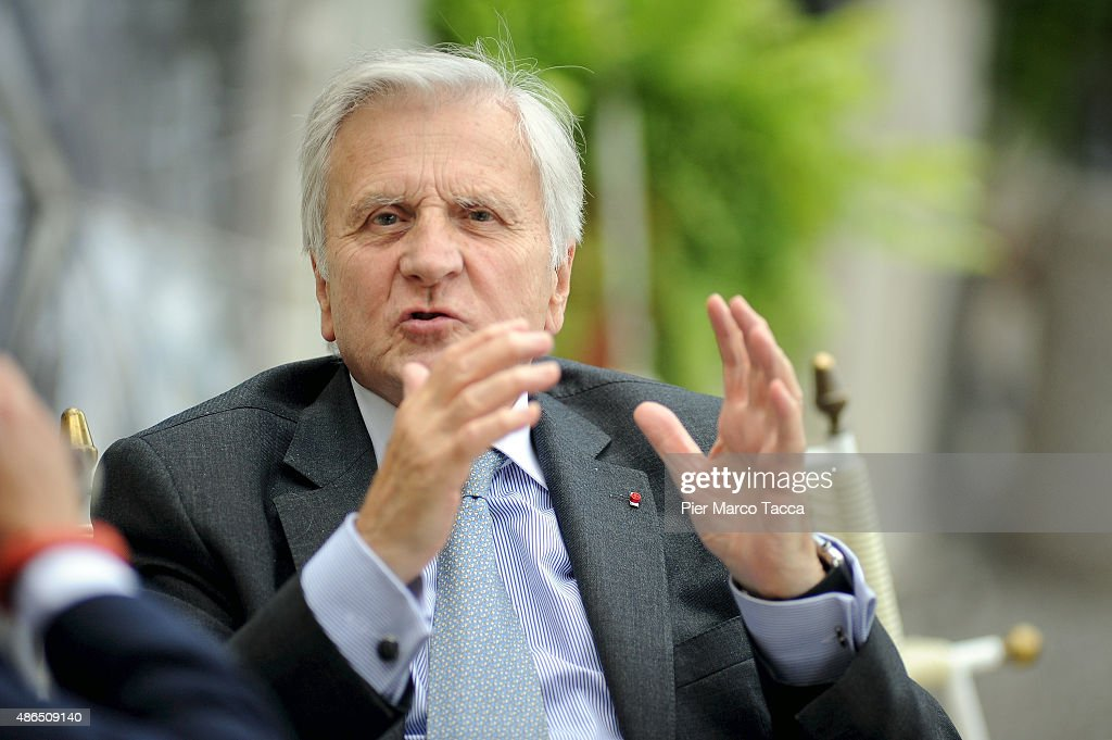 <a gi-track='captionPersonalityLinkClicked' href=/galleries/search?phrase=Jean-Claude+Trichet&family=editorial&specificpeople=208778 ng-click='$event.stopPropagation()'>Jean-Claude Trichet</a>, former president of the European Central Bank attends the Ambrosetti international economic forum at villa d'Este hotel on September 4, 2015 in Cernobbio near Como, Italy. 'Intelligenge on the world, Europe, and Italy' is the title of the workshop of the 41th edition of the Ambrosetti International Economy Forum. The intent of the workshop is to offer Italian and International decision-makers the opportunity for serious, high-level examination with the support of studies and statistics of geopolitical, economic, technological and social scenarios and their implication for business.