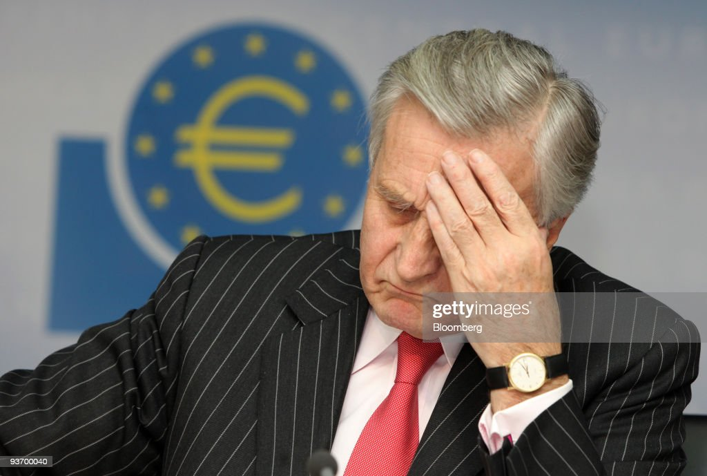 ECB Rate Announcement News Conference