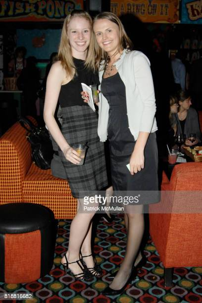 Jeanette Griffin and Agnes Myszka attend LITERACY ASSOCIATES Second Annual Benefit for LITERACY PARTNERS at Carnival on April 27 2010 in New York City