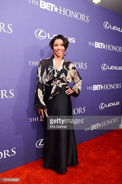 Jeanette Jenkins attends the BET Honors 2012 at the Warner Theatre on January 14 2012 in Washington DC