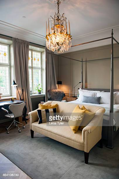 Jeanette Mix's boutique hotel Ett Hem designed by Britishbased Ilse Crawford and housed in a former office block in the upmarket neighbourhood of...