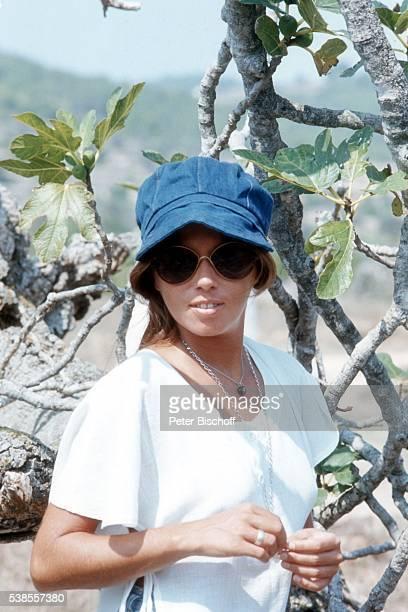 Jeanette Urlaub am auf Insel Ibiza Spanien