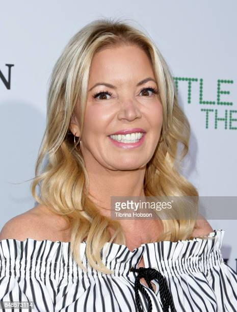 Jeanie Buss attends the premiere of Fox Searchlight Picture 'Battle Of The Sexes' at Regency Village Theatre on September 16 2017 in Westwood...