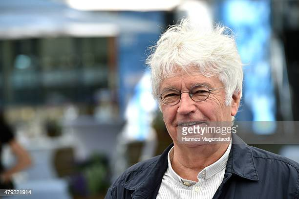 JeanJacques Annaud attends the FFF reception during the Munich Film Festival at Praterinsel on July 2 2015 in Munich Germany