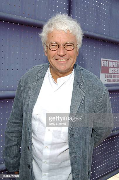 JeanJacques Annaud Director during 'Two Brothers' World Premiere Red Carpet at Universal Studios in Universal City California United States
