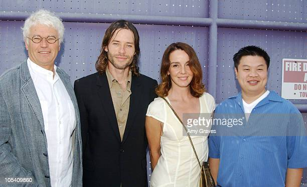 JeanJacques Annaud Director Guy Pearce Philippine LeRoy Beaulieu and Oanh Nguyen